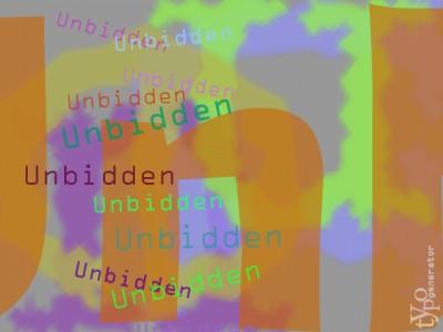 unbidden2